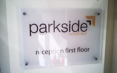 Parkside Uxbridge – Perspex panel